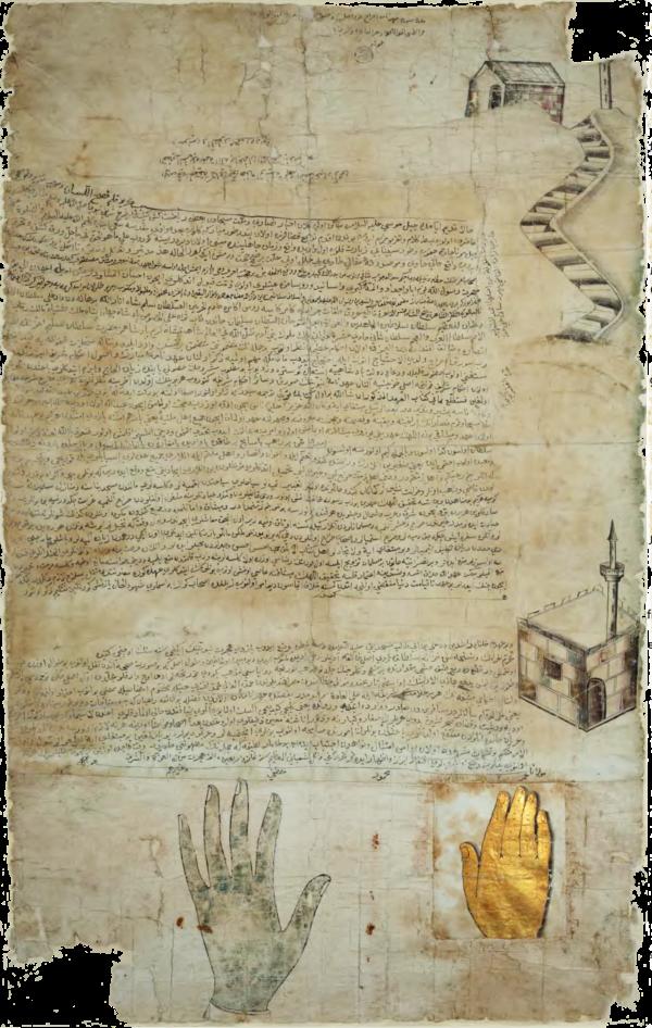 Treaties of Prophet Muhammad with Christians - IslamiCity